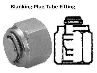 Blanking Plug Compression Tube Fittings