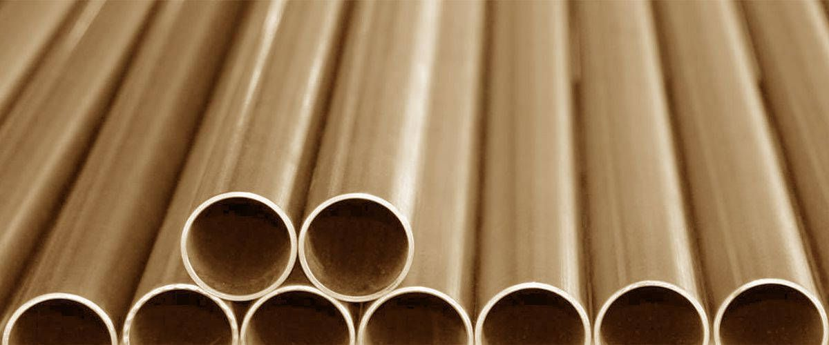 CuNi 90 10 Seamless Tube and Tubing Supplier