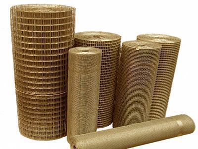 ASTM B206 Wire Mesh