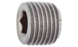 din 906 hexagonal socket plug