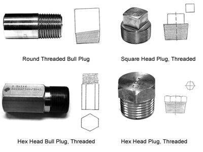 Threaded Plug - ASME B16.11, BS 3799