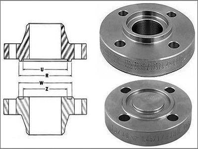 Tongue and Groove Flange ASME B16.5