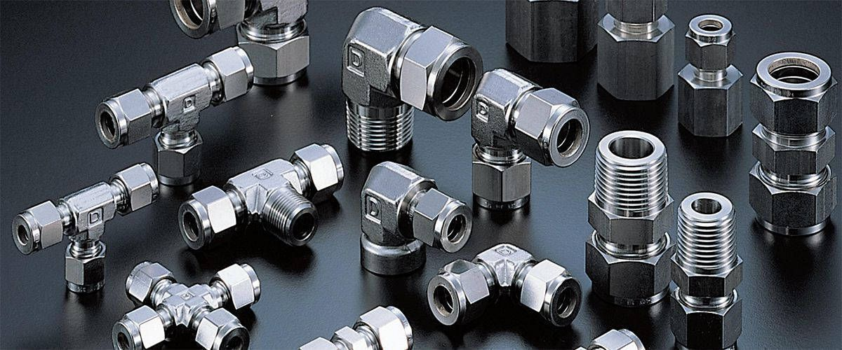 Nickel 200/201 Tube Fittings Supplier